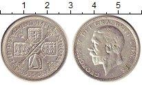 Изображение Монеты Великобритания 1 флорин 1935 Серебро XF