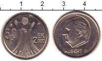 Изображение Монеты Бельгия 50 франков 2000 Медно-никель UNC