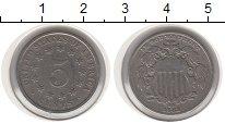 Изображение Монеты США 5 центов 1883 Медно-никель XF