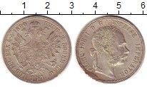 Изображение Монеты Австрия 1 флорин 1890 Серебро XF