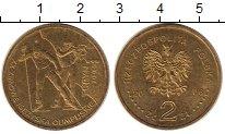 Изображение Монеты Польша 2 злотых 2006 Медь XF