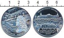 Изображение Монеты Австрия 10 евро 2006 Серебро Proof