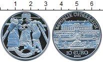 Изображение Монеты Австрия 10 евро 2003 Серебро Proof