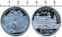 Изображение Монеты Австрия 10 евро 2004 Серебро Proof