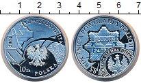 Изображение Монеты Польша 10 злотых 2004 Серебро Proof-