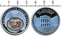 Изображение Монеты Польша 10 злотых 2009 Серебро Proof- 90-летие контрольной