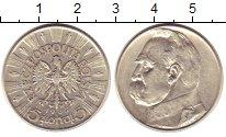 Изображение Монеты Польша 5 злотых 1935 Серебро