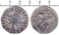 Изображение Монеты Австрия 5 евро 2010 Серебро UNC