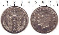 Изображение Монеты Новая Зеландия Ниуэ 5 долларов 1988 Медно-никель UNC