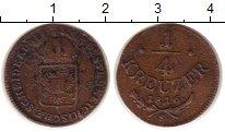 Изображение Монеты Австрия 1/4 крейцера 1816 Медь VF