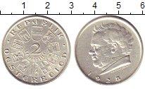 Изображение Монеты Австрия 2 шиллинга 1928 Серебро UNC-
