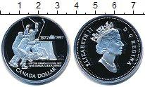 Изображение Монеты Канада 1 доллар 1997 Серебро Proof