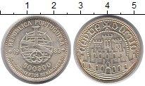 Изображение Монеты Португалия 500 эскудо 1983 Серебро UNC-
