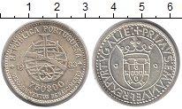 Изображение Монеты Португалия 750 эскудо 1983 Серебро UNC-