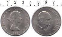Изображение Монеты Великобритания 5 шиллингов 1965 Медно-никель UNC