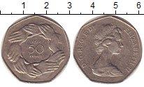 Изображение Монеты Великобритания 50 пенсов 1973 Медно-никель UNC
