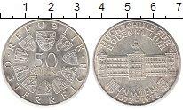 Изображение Монеты Австрия 50 шиллингов 1972 Серебро UNC