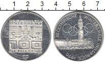Изображение Монеты Австрия 100 шилингов 1976 Серебро Proof-