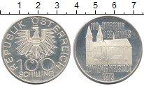 Изображение Монеты Австрия 100 шиллингов 1979 Серебро XF