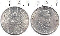Изображение Монеты Австрия 25 шиллингов 1964 Серебро UNC