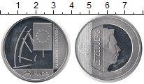 Изображение Монеты Люксембург 25 евро 2004 Серебро Proof-