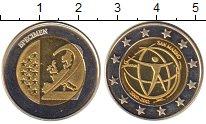 Изображение Монеты Сан-Марино 2 евро 2012 Биметалл UNC