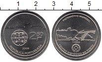 Изображение Монеты Португалия 2 1/2 евро 2008 Медно-никель XF