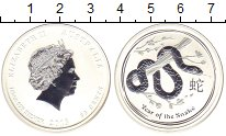 Изображение Монеты Австралия 50 центов 2013 Серебро Proof-