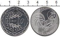 Изображение Монеты Франция 10 евро 2016 Серебро Proof