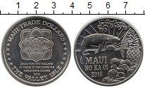 Изображение Мелочь Гаити 1 доллар 2016 Медно-никель UNC