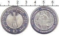 Изображение Монеты Германия 10 евро 2005 Серебро UNC- Чемпионат  мира  по