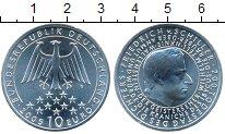 Изображение Монеты Германия 10 евро 2005 Серебро UNC- Фридрих  Шиллер.  G