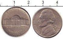 Изображение Барахолка США 5 центов 1996 Медно-никель XF