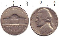 Изображение Барахолка США 5 центов 1970 Медно-никель VF-
