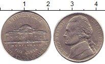 Изображение Барахолка США 5 центов 1999 Медно-никель VF-
