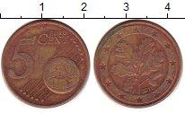 Изображение Барахолка Германия 5 евроцентов 2011 сталь с медным покрытием XF