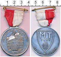 Изображение Монеты Германия Медаль 1970 Медно-никель XF Мелзунген.Гессен