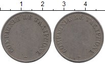 Изображение Монеты Франция жетон 0 Медно-никель XF Жетон для таксофона.