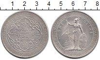 Изображение Монеты Великобритания 1 доллар 1897 Серебро UNC-
