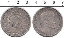 Изображение Монеты Гессен-Кассель 1 талер 1863 Серебро XF
