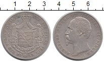 Изображение Монеты Саксен-Майнинген 1 талер 1859 Серебро XF
