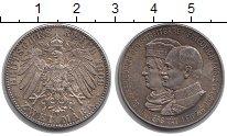 Изображение Монеты Германия Саксония 2 марки 1909 Серебро UNC-