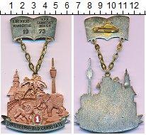 Изображение Монеты Германия Медаль 1973 Латунь UNC-