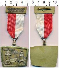 Изображение Монеты Германия медаль 1975 Латунь UNC-