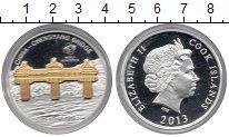 Изображение Монеты Острова Кука 10 долларов 2013 Серебро Proof