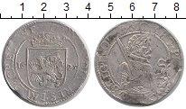 Изображение Монеты Овериссель 1 талер 1625 Серебро VF Нидерланды