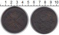 Изображение Монеты Швеция 1 эре 1678 Медь VF