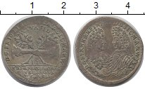 Изображение Монеты Саксен-Альтенбург 1/24 талера 1632 Серебро XF
