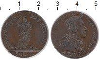 Изображение Монеты Сардиния 5 сольди 1794 Медь XF
