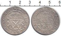 Изображение Монеты Саксония 1 грош 1564 Серебро VF